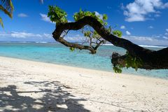 Dreaming Cook Islands Royalty Free Stock Photos