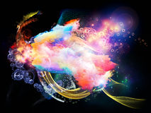 Dreaming of Design Nebulae Stock Photo