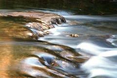 Dreaming flow. River flow over rocks, Cetina river Croatia Stock Photo