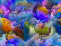 Free Dreaming Of Texture Paint Stock Image - 225282361