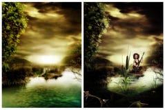 Dreamland Стоковые Фото