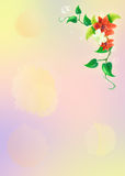 Dreamland. Fantasy background for your artistic creations and/or projects Stock Photos