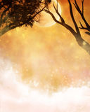 Dreamland. Fantasy background for your artistic creations and/or projects Royalty Free Stock Image