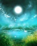 Dreamland Foto de Stock Royalty Free