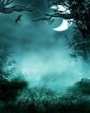 Dreamland. Fantasy background for your artistic creations and/or projects Royalty Free Stock Images