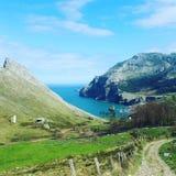 Dreamland góry Zdjęcia Royalty Free