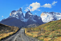 Dreamland Patagonia Stock Images