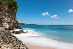 Dreamland plaża w Bali Zdjęcie Stock