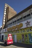 Dreamland znak Obrazy Royalty Free