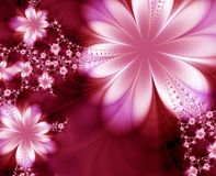dreamlike λουλούδια Στοκ φωτογραφίες με δικαίωμα ελεύθερης χρήσης
