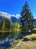 Dreamlike beauty lake Royalty Free Stock Images