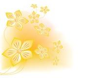 Dreamlike flowers Stock Images