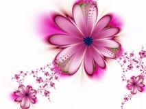 Dreamlike flowers Royalty Free Stock Photography