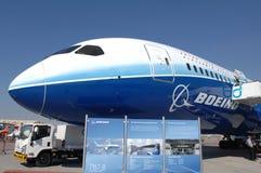 dreamliner 787 Боинг Стоковое Фото