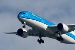 787-9 Dreamliner Στοκ εικόνα με δικαίωμα ελεύθερης χρήσης