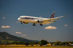 Dreamliner  Boeing 787 Stock Photos