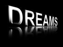 Dreams Royalty Free Stock Photo