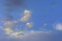 Dreams clouds Royalty Free Stock Photos