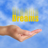 Dreams Concept Royalty Free Stock Images