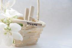Dreams concept Royalty Free Stock Image