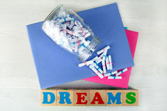 Dreams Stock Images