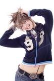 Dreams girl Royalty Free Stock Photos