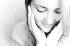 dreams girl στοκ εικόνες με δικαίωμα ελεύθερης χρήσης