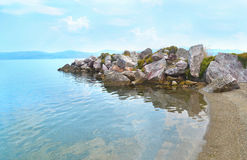 Dreams island Eretria Euboea Greece Royalty Free Stock Photography