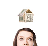 Dreams Of Money. Stock Images