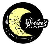 Dreams stick Stock Image