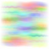 Dreamscape en colores pastel Foto de archivo libre de regalías