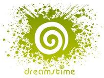 dreamstime λογότυπο ιδέας Στοκ εικόνες με δικαίωμα ελεύθερης χρήσης
