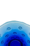 Dreamstime blue bowl. Royalty Free Stock Photography