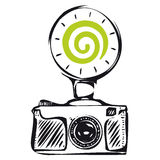Dreamstime flash (vector)