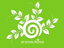 Dreamstime Flower. Kind of free art Royalty Free Stock Photos