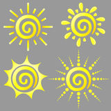 Dreamstime sun Royalty Free Stock Images