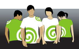 Dreamstime T-shirt design #4 Stock Photo
