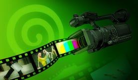 Dreamstime-Videoaufnahmen Lizenzfreie Stockfotos
