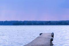 Dreamtime an einem See Lizenzfreie Stockfotos