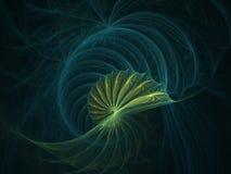 Dreamtime spiralé Images libres de droits