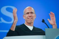 DreamWorks Animation CEO Jeffrey Katzenberg Royalty Free Stock Photos