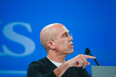 DreamWorks Animation CEO Jeffrey Katzenberg Stock Images