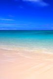 Dreamy beach Stock Images