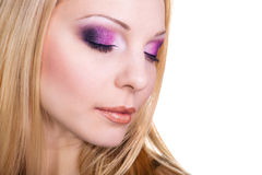 Dreamy beauty Stock Photography
