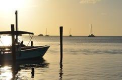 Dreamy Belize royalty free stock photos