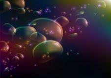 Dreamy Bubbles Stock Photos