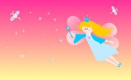Dreamy fairy Royalty Free Stock Image