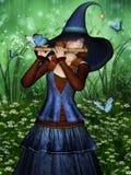 Dreamy Fairy Stock Photo