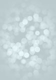 Dreamy grey white dots background Royalty Free Stock Photos
