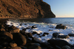 Dreamy sea shore Royalty Free Stock Photography